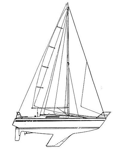 beneteau-first-30 coupe