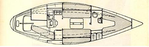 beneteau-first-30-plan