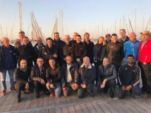 skippers de la golden globe race