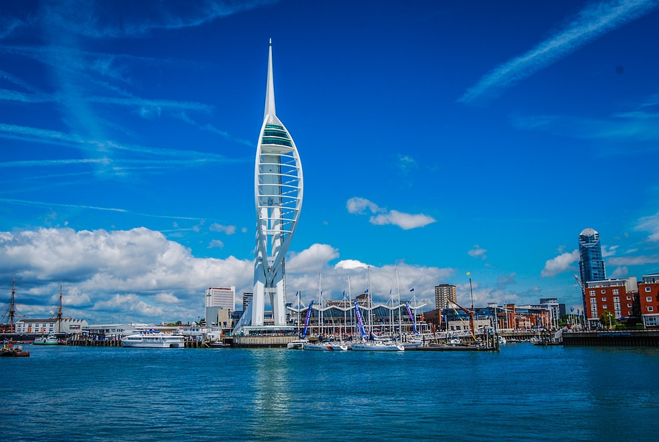 spinnaker-tower Portsmouth