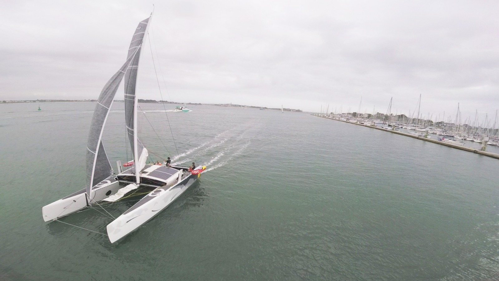 catamaran Xtrem-Cat TS3
