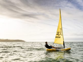 tiwal 2 sous voile