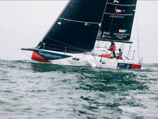 Figaro 3 Team vendée Formation