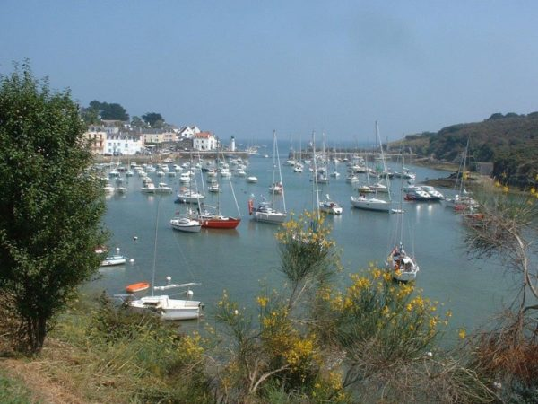 Port de Sauzon, Belle Île