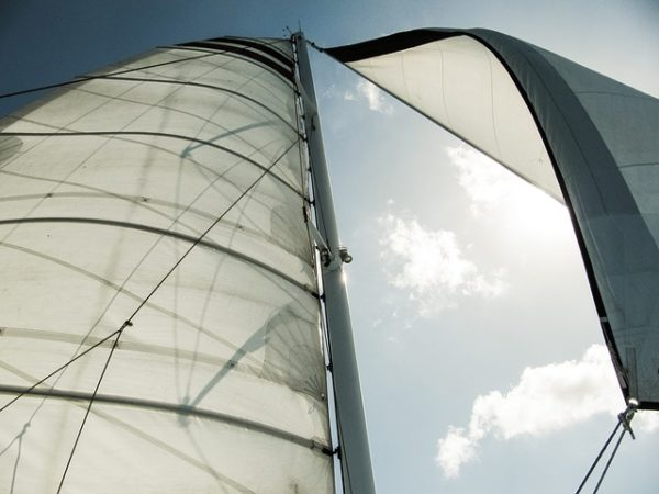 voiles voilier