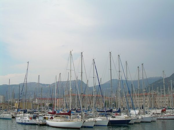 Port de Toulon